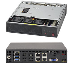 8ANET - Supermicro E200-9A Mini-iTX Embedded System Intel